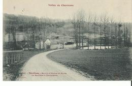 78  Senlis  Molin  D'aulne Et Route De Senlis A Dampierre - Other Municipalities