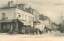 A-17-4217 :  BOURG-LA-REINE.  LA GRANDE RUE - Bourg La Reine
