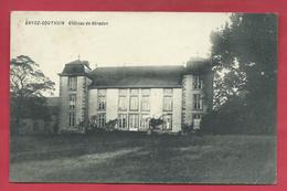 Envoz-Couthuin - Château De Gérardon - 1908 ( Voir Verso ) - Héron