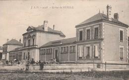 16 - Ecoles De RUELLE. - France