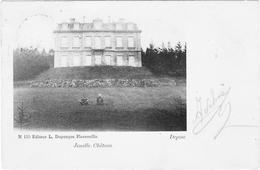 JEMELLE ROCHEFORT Château Castle Kasteel Schloss Edit. Duparque Florenville Nr. 110 - Rochefort