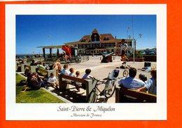 Saint Pierre Et Miquelon : Place Général De Gaulle - Saint-Pierre-et-Miquelon