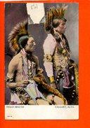 Indien De L'amérique - Indian Braves (état)- Calgary Alta - Indiens De L'Amerique Du Nord