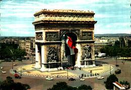 Arc De Triomphe 11 Drapeau Français - Arc De Triomphe