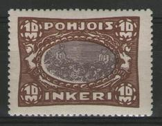 INGRIE:  N°14 ** (signé CALVES)     - Cote 20,40€ - - Autres - Europe