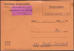 Germany Hannover / Deutsche Bundesbahn / German Railway / Trains - Trains