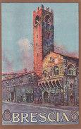 Brescia - Cartlina Pubblicitaria      (A25-140818) - Brescia