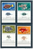 Israel - 1963, Michel/Philex No. : 291-294,  - MNH - *** - Full Tab - Neufs (avec Tabs)