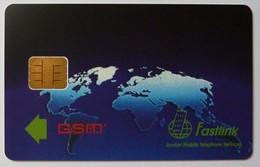 JORDAN - GSM - Demo - Fastlink - Used