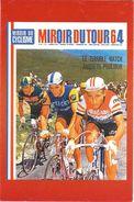 SPORT CYCLISME VELO BICYCLETTE  MIROIR DU CYCLISME TOUR DE FRANCE 1964 POULIDOR ANQUETIL  COLL. MUSEE DE LA PRESSE - Cyclisme