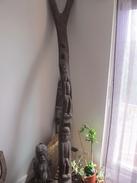 Art Africain Poteau Dogon - Art Africain