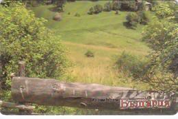 Bulgaria, Mobika, P-280, East Rhodopes Mountain, 2 Scans.   Please Read - Bulgarien