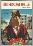 Monografia 1955 SARDEGNA Cagliari Sassari Nuoro Desulo Carloforte Oliena Orune Orgosolo Fonni Oristano Castelsardo Etc. - Ante 1900