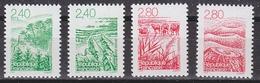 France 1995  Definitves 4v ** Mnh (FR159N) - Unused Stamps