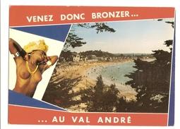 Pleneuf Val Andre (22) La Plage - The Beach - Der Strand - Pléneuf-Val-André