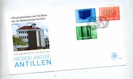 Lettre Fdc 1978 Banque - Curacao, Netherlands Antilles, Aruba