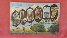 - Georgia > Albany  Greetings --ref 2507 - Albany
