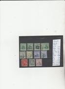 TIMBRES DE Trinité & Tobago  OBLITEREES NEUF * NR VOIR SUR PAPIER ACCOMPAGNANT LES TIMBRES  COTE  19.55€ - Trinidad & Tobago (1962-...)