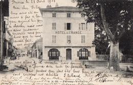 FERNAY  VOLTAIRE   -  Hotel De France - Ferney-Voltaire