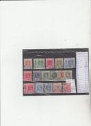 TIMBRES DES SEYCHELLES  OBLITEREES NEUF * NR VOIR SUR PAPIER ACCOMPAGNANT LES TIMBRES  COTE  40.35€ - Seychelles (1976-...)
