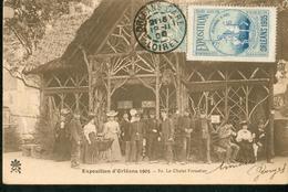Exposition D'Orléans 1905 - 50. Le Chalet Forestier - Orleans