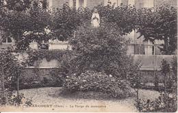 27 -  HARCOURT (Eure) -  La  Vierge  Du  Monastère - Harcourt