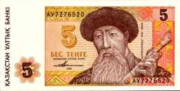 KAZAKHSTAN 5 TENGE De 1993  PICK 9a  UNC/NEUF - Kazakhstan