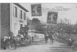 Velzic   La Halte Des Courriers - Autres Communes