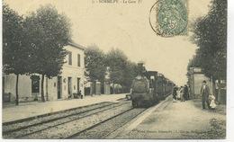51 - Somme- Py - La Gare . - Autres Communes