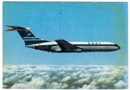 AEREI - AVIAZIONE - VC-10 JETLINER - COMPAGNIA B.O.A.C. - 1971 - 1946-....: Moderne