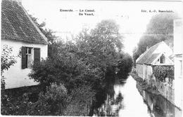 EXAERDE EKSAARDE Lokeren De Vaart Le Canal ( Uitg. De Maesschalck ) - Lokeren