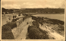 N°2927 QQQ 55  SEA FRONT AND PENDENNIS CASTLE FALMOUTH - Scilly Isles