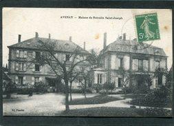 CPA - AVENAY - Maison De Retraite St Joseph - Francia