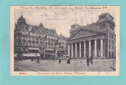 Old/Antique? Postcard Of Aachen, North Rhine-Westphalia, Germany.,Q67. - Aachen