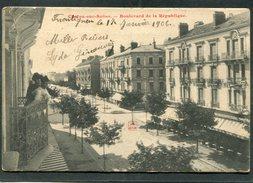 CPA - CHALON SUR SAONE - Boulevard De La République - Chalon Sur Saone