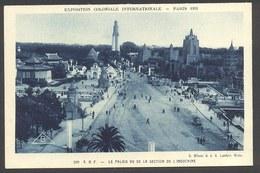 Exposition Coloniale Inter. 1931 - AOF Le Palais Vu De La Section De L'Indochine - N°288 - Voir 2 Scan - Esposizioni