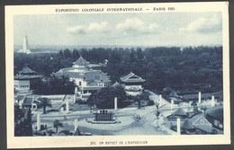 Exposition Coloniale Inter. 1931 - Un Aspect De L'Exposition - N°202 - Voir 2 Scan - Esposizioni