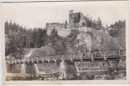 AK - RUINE EIBENSTEIN A.d. Thaya  1960 - Waidhofen An Der Thaya