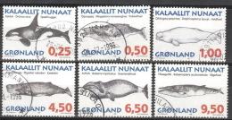 Grönland 287/92 O - Used Stamps