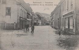 17360# SCHIRMECK GRAND' RUE L' INONDATION DU 24 DECEMBRE 1919 ELSASS BAS RHIN ALSACE - Schirmeck
