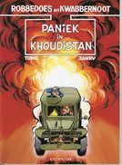 Robbedoes En Kwabbernoot - Paniek In Khoudistan (1994) - Robbedoes En Kwabbernoot