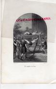 GRAVURE  XIXE SIECLE - LE SUPPLICE DU BANC - TORTURE- FLAGELLATION- POULIE - CHARPENTIER OUTHWAITE - Estampes & Gravures
