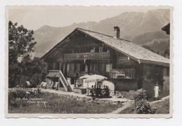 SUISSE - LES DIABLERETS Chalet De L'Alpe - VD Vaud