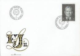 Liechtenstein - Mi-Nr 531 FDC (O103)