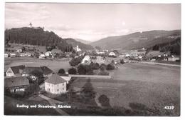 LIEDING UND STRASSBURG - KARNTEN -  VIAGGIATA 1957 - (484) - St. Veit An Der Glan