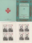 Yvert 2013 ** Carnet Croix Rouge 1964 - Red Cross