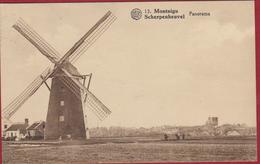 Scherpenheuvel Panorama 1935 ? Windmolen Moulin A Vent Windmill - Scherpenheuvel-Zichem