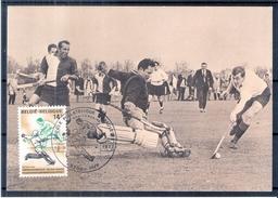 CM Belgique - Sports - Hockey - Hockey (sur Gazon)