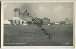 Laa An Der Thaya - Pernhofen - Spiritusfabrik - Foto-Ansichtskarte - Laa An Der Thaya