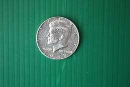HALF DOLLAR KENNEDY - 1967 - Federal Issues